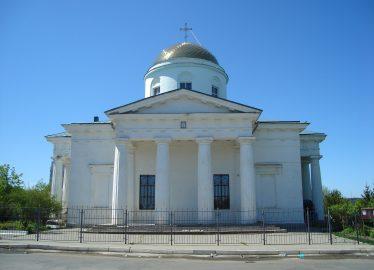 Чугуев Окна Храм
