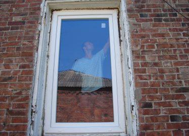 Как мы ставим окно Харьков (2)