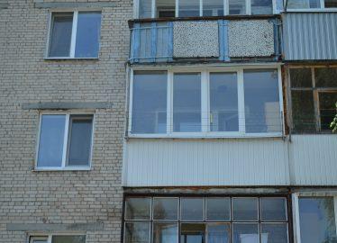Малиновка Балконная Рама Богдана Хмельницкого