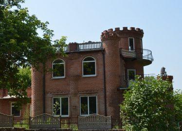Малиновка Дом окна