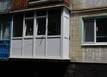 Чкаловск Францозский балкон